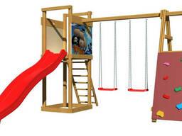 Детские игровые площадки, детские городки для дачи SB-6