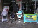 Детские коляски химчистка и стирка - фото 3