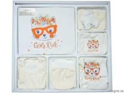 Детская одежда для новорожденных - фото 3
