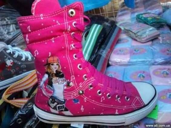 Детские кросовки, кеды, туфли оптом