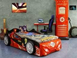 Детские кроватки Plastiko , кровати с ящиком, бортиком, рису