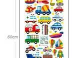 Детские наклейки на стены, для детского сада (079) - фото 4
