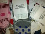 Детские носки от 3 до 12 лет. Производство: Италия. - фото 1