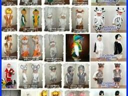 Детские новогодние костюмы. Опт и розница.