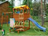 Детские площадки, спортивно-игровые комплексы - фото 2