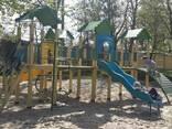 Детские площадки, спортивно-игровые комплексы - фото 4