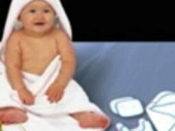 Детские полотенца для купания