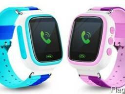 Детские смарт - часы Q80 1. 44
