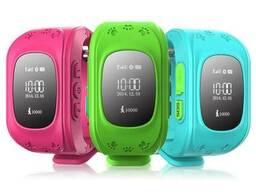 Детские умные смарт-часы Smart Baby Watch Q50 с GPS трекером