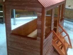 Детский домик для жилья и игр