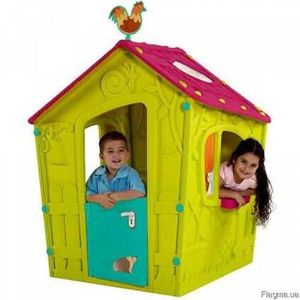 Детский домик игровой Magic Playhouse Allibert, Keter