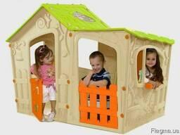 Детский домик игровой Magic Villa Allibert, Keter
