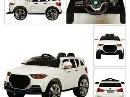 Детский электромобиль Audi M 2763 EBLR-1 -Белый