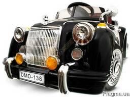 Детский электромобиль Bentley Limousine черный - фото 2