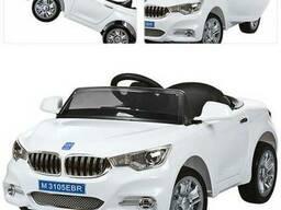 Детский электромобиль BMW M 3105 EBR-1-Белый