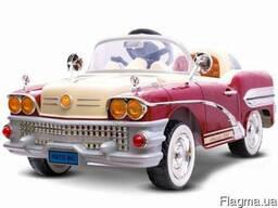 Детский электромобиль Cadillac: - Красный