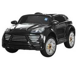 Детский электромобиль Cayenne M 2735 EBLR-2 черный
