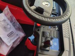 Детский электромобиль-грузовик Mercedes-BENZ Actros M 4208EBLR-3, красный