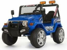 Детский электромобиль Jeep S618B- Синий