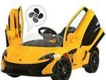 Детский электромобиль McLaren 672 BR с кондиционером!! - фото 1