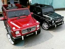 Детский электромобиль mercedec g65 amg vip
