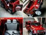 Детский электромобиль mercedec g65 amg vip - фото 4