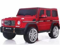 Детский электромобиль Mercedes G65 VIP: 90W, 2.4G, EVA-колес
