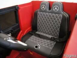 Детский электромобиль Mercedes G65 VIP: 90W, 2.4G, EVA-колес - фото 4