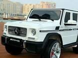 Детский электромобиль Mercedes G65 VIP: 90W, 2.4G, - фото 1