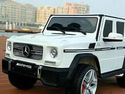 Детский электромобиль Mercedes G65 VIP: 90W, 2. 4G,