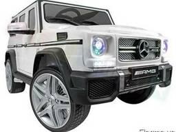 Детский электромобиль Mercedes G65 VIP: 90W, 2.4G, - фото 2