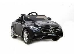 Детский электромобиль Mercedes sl63 Чёрный