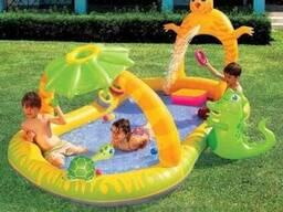 Детский игровой центр bestway басейн бассейн