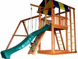 Детский игровой комплекс для дачи BL-6