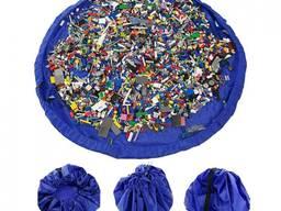 Детский игровой коврик Queens Toy Storage Bag
