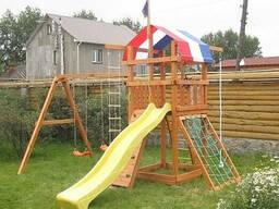Детский комплекс игровой BL3