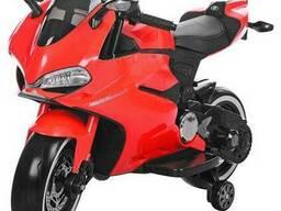 Детский мотоцикл М 3467EL-3– Красный