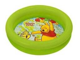Детский надувной бассейн басейн Intex 58922 Винни Пух, зелён