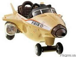 Детский Самолёт F/A 18 - Золотой
