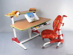 Детский стол BD-205 полка BD-PK5 embawood