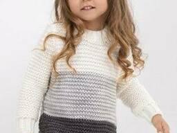 Детский теплый свитер 3 размера