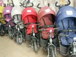 Детский трёхколесный велосипед-коляска Crosser T-400 NEO. .. - фото 5