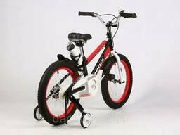 """Детский велосипед Ardis Space ST 18"""" рама 12"""" Черный (04152)"""