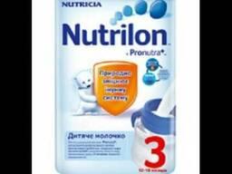 Детское молоко Nutrilon (Нутрилон) 3, 800 гр.