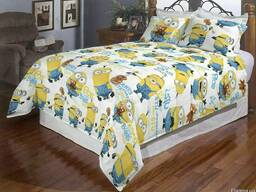 Детское постельное белье из ткани Бязь Голд