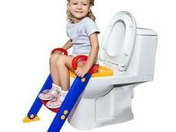 Детское сиденье для унитаз LOZ Toilet Ladder Chair