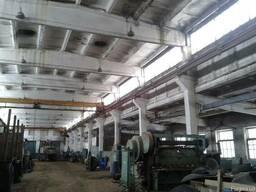 Действующий производственный комплекс