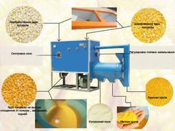 Дежерминатор, Оборудование для производства круп