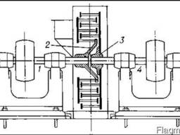 Дезинтегратор Измельчитель для сыпучих компонетов и материал
