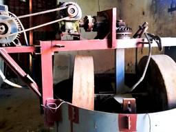 Дезинтегратор (измельчитель, мельница) для шлака и других материалов.
